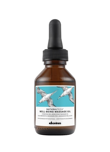 Davines Well-Being Massage Oil - 100 Ml Renksiz